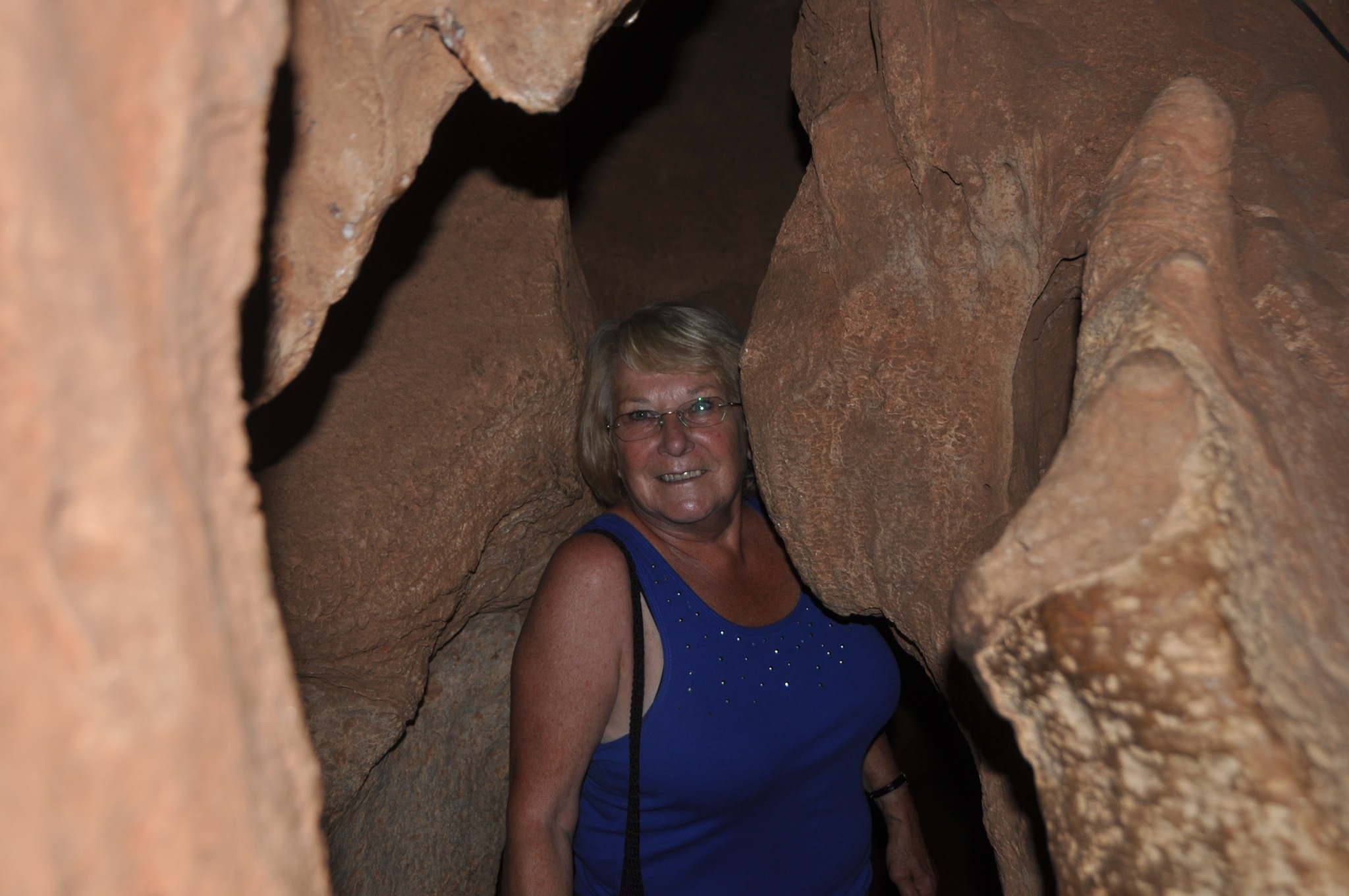 Cutta Cutta Caves Tight Squeeze