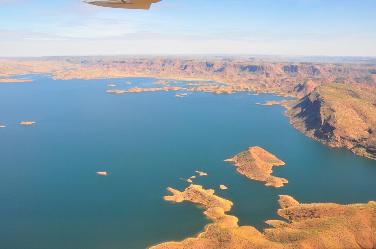 Kimberley Flight Lake Argyle B