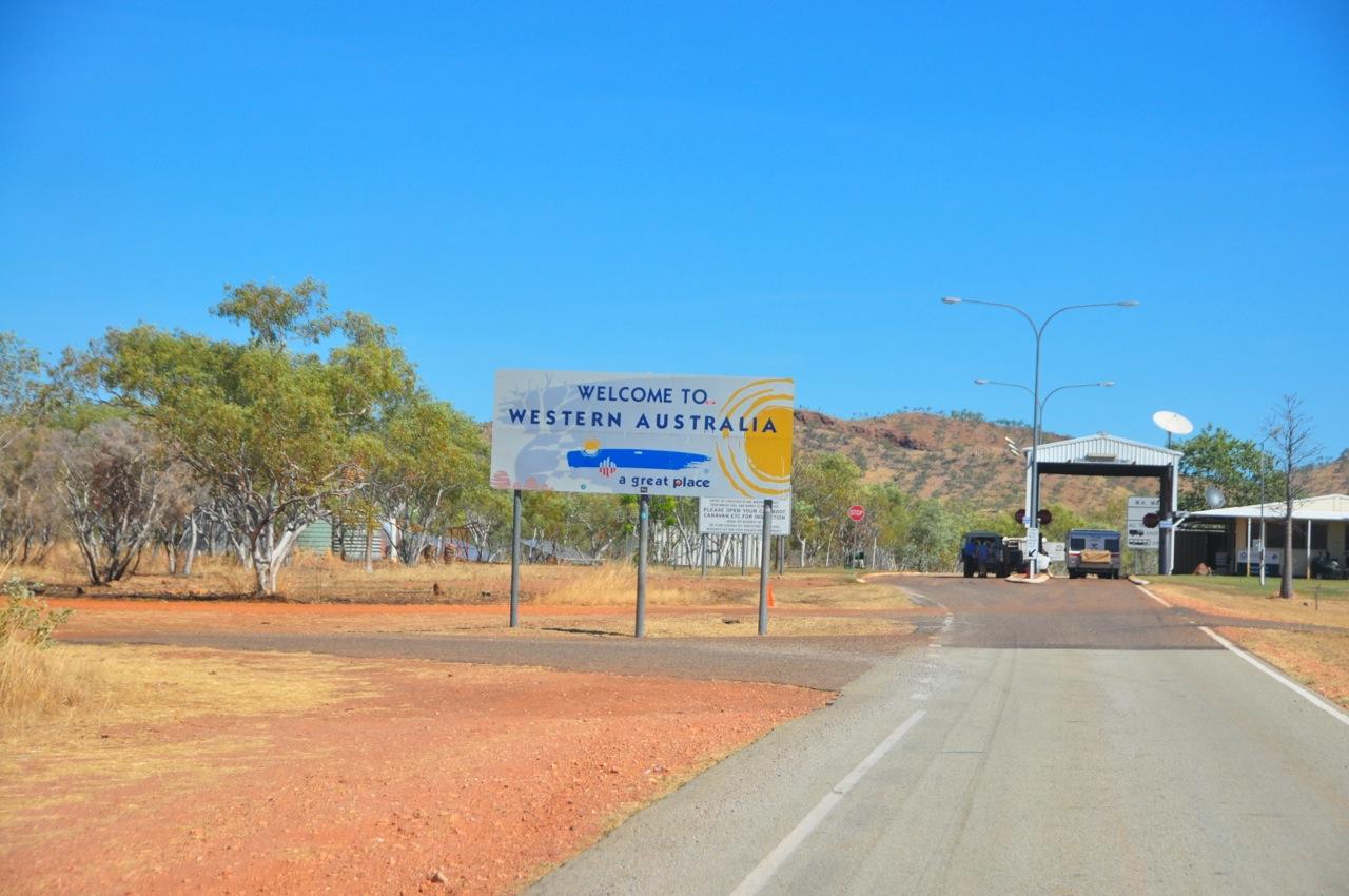 WA Border Crossing and Quarantine